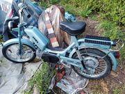 Oldtimer Moped Mofa Roller