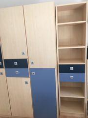 Kinderzimmer Jugendzimmer 5-Teilig komplett