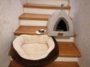 Katzenbett Katzenhöhle und Zubehör