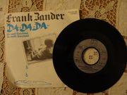 2 Singles Frank Zander und