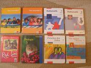 Schulbücher für Realschule Bayern
