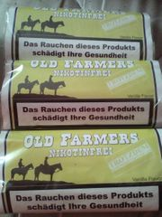 Old Farmers Nikotinfreier Tabak