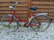 28 Zoll Damen Fahrrad mit