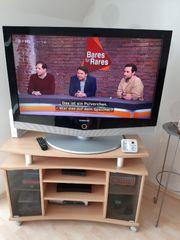 Fernseh Receiver und Fernsehschrank