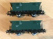 Märklin 4685 2-achsig Gedeckter Güterwagen