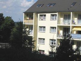 3Zi. Whg. mit Balkon in schöner Waldlage von Sangerhausen