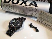 DOXA SUB 5000T SHARKHUNTER AUTOMATIK