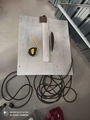 Holzbearbeitungsmaschine Kabel 12 Meter andere