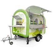 Mobile Weinbar Wein Verkaufsanhänger Weinmobil