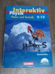 Physik interaktiv Rheinland-Pfalz Band 9