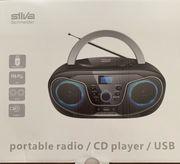 Radio portable Schneider inkl 4