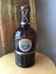 Siphon 2 L Glasflasche für