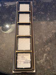 Merten Antik Rahmen 5fach Steckdose