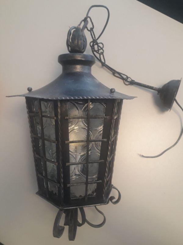 Laterne Deckenlampe