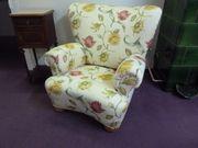 Schöner Sessel Meisterstück handgemacht