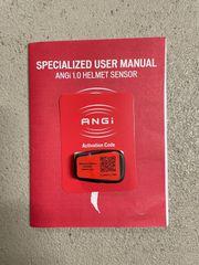 Specialized ANGi Crash Sensor