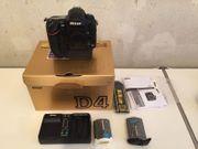 Nikon D4 16 2 MP