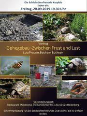 Schildkröten Informationsabend 20 09 2019 -