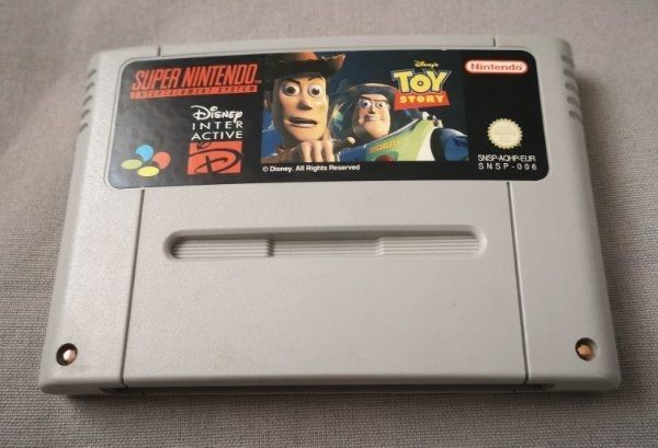 Toy Story - SNES - Modul - Super
