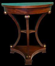 Konsolentisch Konsole Biedermeier Tisch Wandtisch