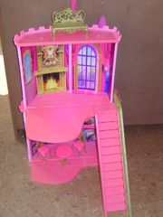Barbie Musketierschloss