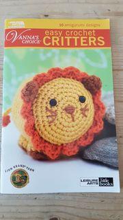 Easy Crochet Critters 10 Amigurumi