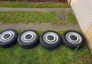 4x Hankook Reifen auf Original