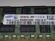 Samsung 16 GB DDR3 Arbeitsspeicher