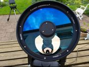 Meade 10 Teleskop LX200 und