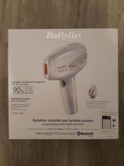Lichtimpuls-Epilierer BaByliss G946EHomelight Connected