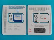 SIM-Karten Duo aktiviert Prepaid Duo