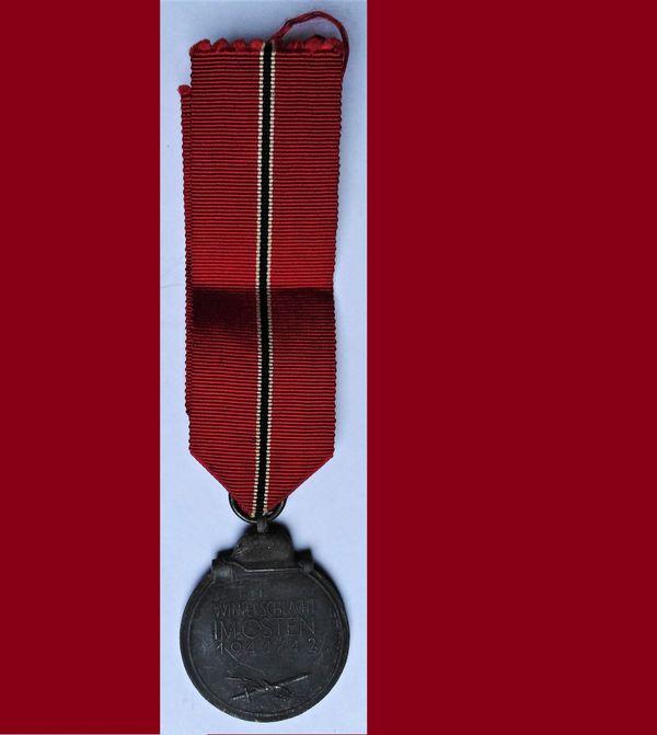 Medaille am Bande - WINTERSCHLACHT im