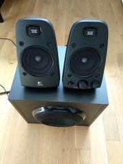 THX zertifiziertes 2 1 Lautsprechersystem