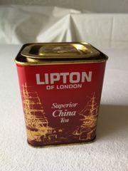 Antike Tee Dose - LIPTON OF LONDON