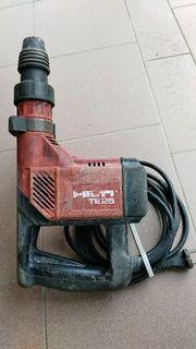 Bohrhammer Hilti TE 25