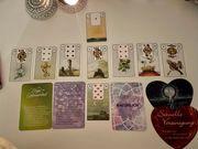 treffsicheres Kartenlegen