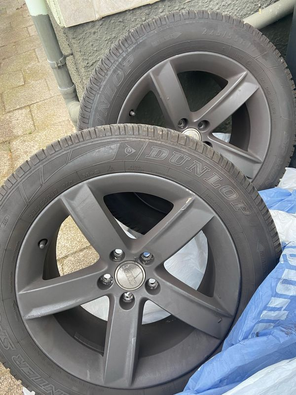 Winterreifen Audi R17 225 55