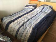IKEA Malm Bett 160x200cm 2x80cm