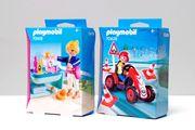 2 x Playmobil Set - Mutter