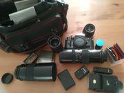 Fotoapparatset