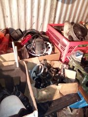 jede Menge Trabant-Teile aus Sammlung