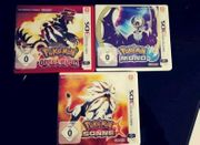 Pokemon Sonne Rubin Mond 3DS