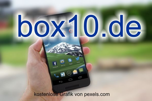 Top-Level de Domain - box10 de -