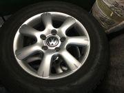 Winterkomplettsatz für VW Touareq auf