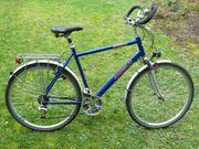 Trekking Fahrrad der ital Fa
