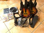 Guitar Hero - Schlagzeug -Gitarren und