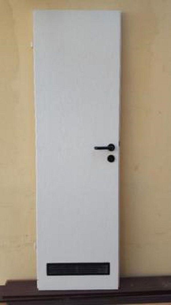 Badezimmertür