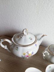 Teeservice von Pirkenhammer Avignon