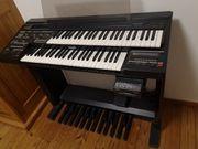 Orgel YAMAHA Electone HE-8 mit