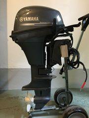 Aussenbordmotor Yamaha F 9 9